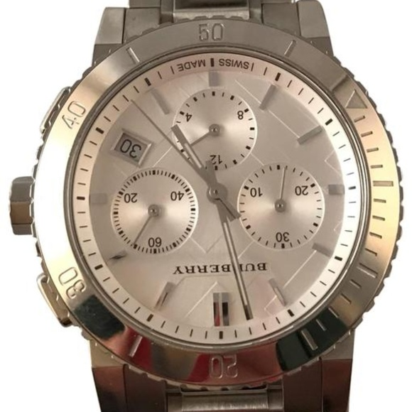 Burberry Accessories - Burberry Watch Unisex